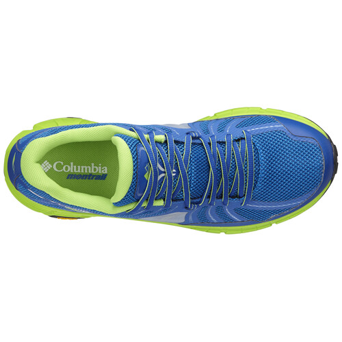 Columbia Mojave Trail Outdry - Chaussures running Homme - vert Ordre De Vente PQw3aGcs
